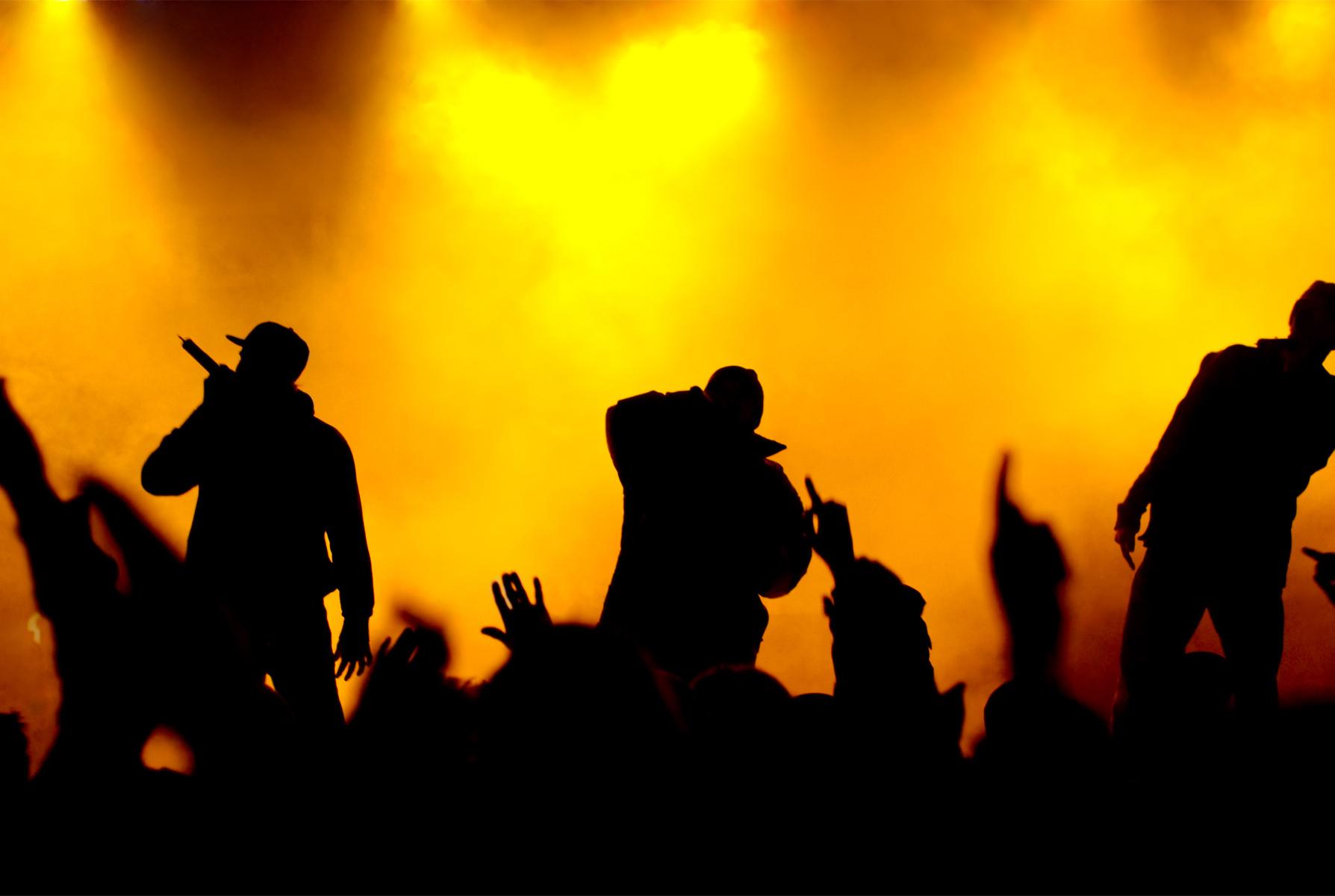 Hip-  hop  innenfor  populærmusikken