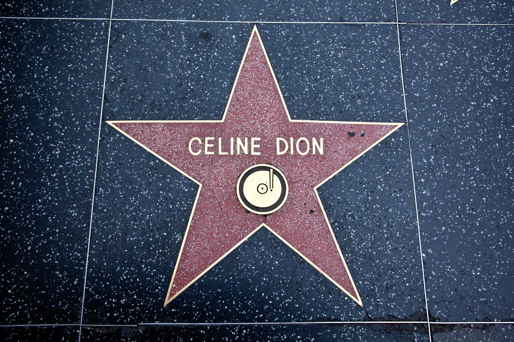 Celine  Dion  og  verdensherredømme