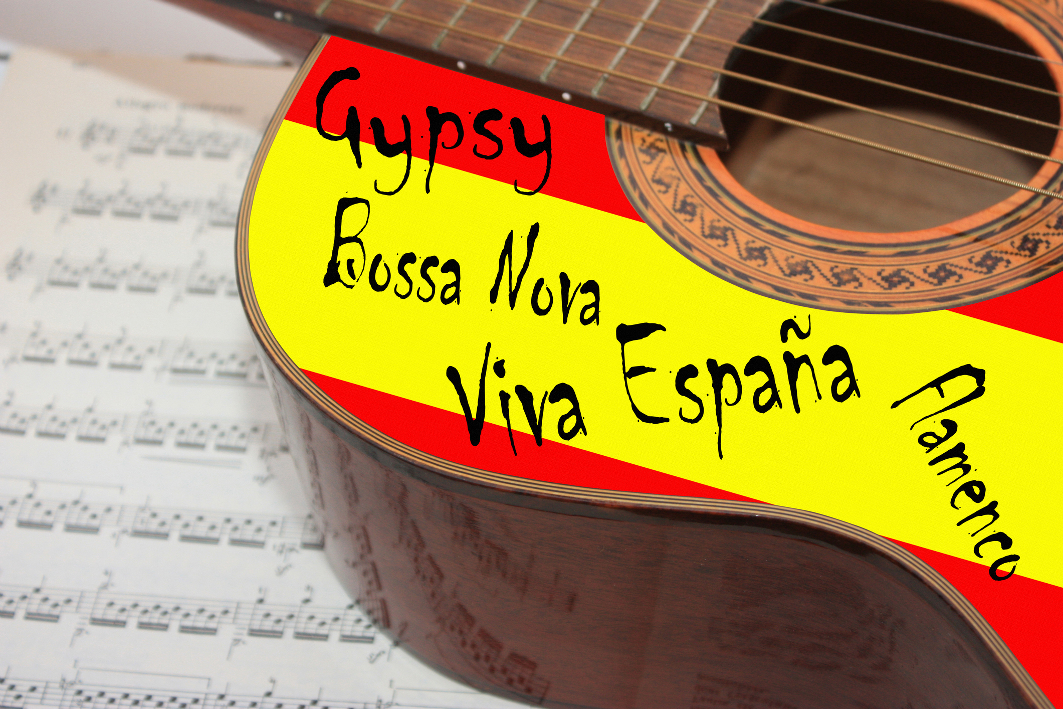 Spansk  musikk  i  historisk  perspektiv