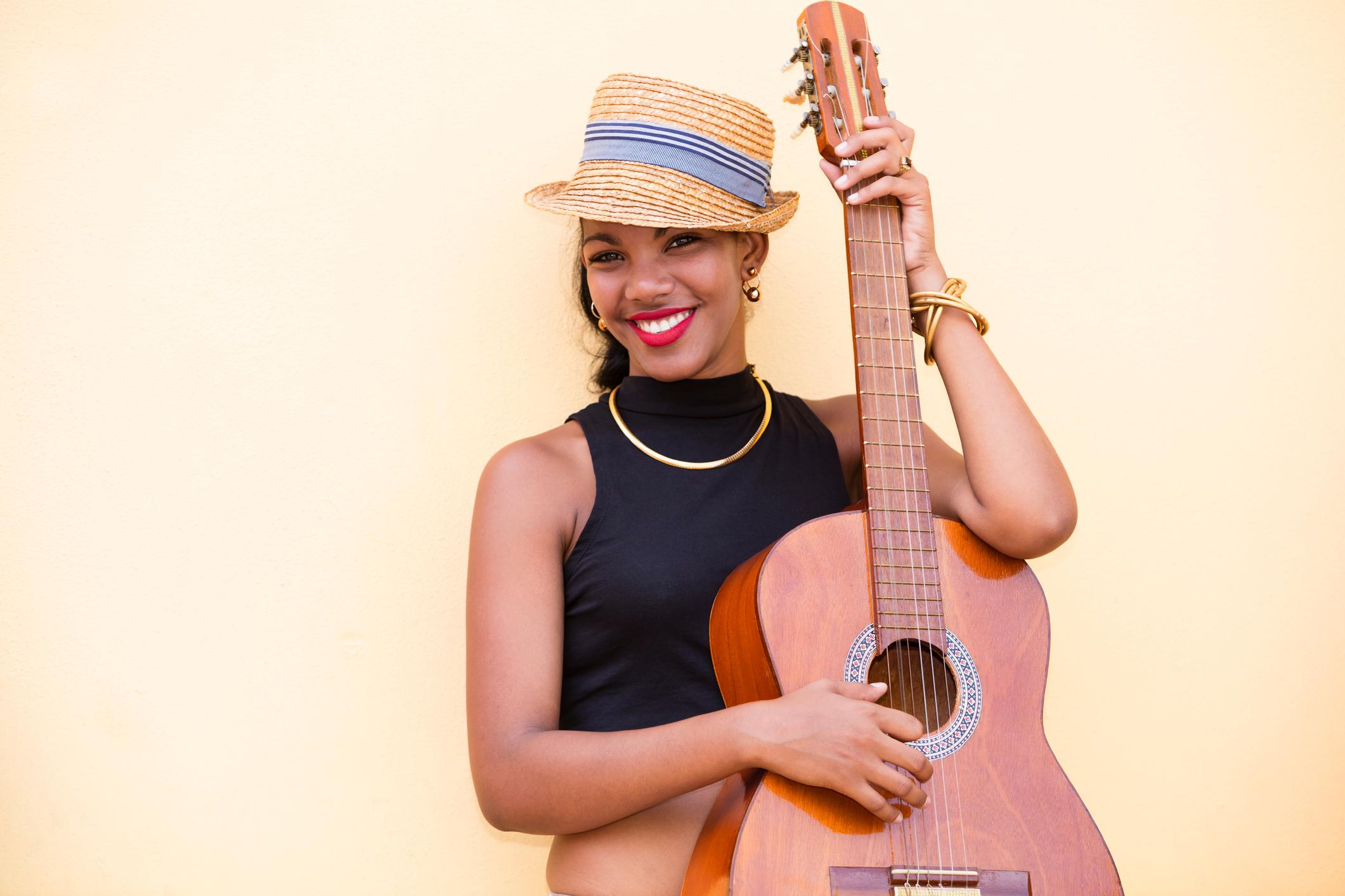 Den  særegne  musikken  i  Latinamerika