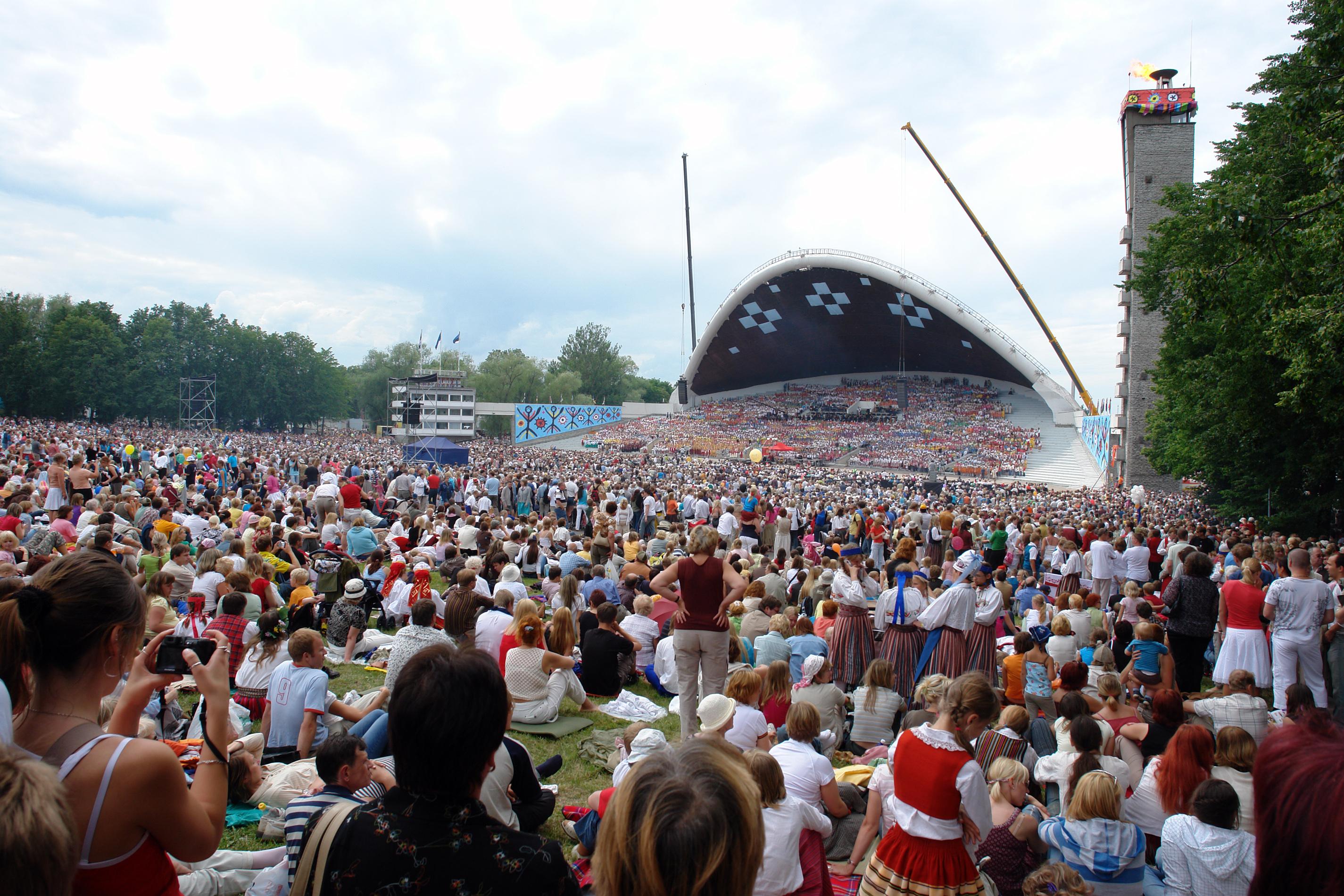 Den Estiske sangfestivalen