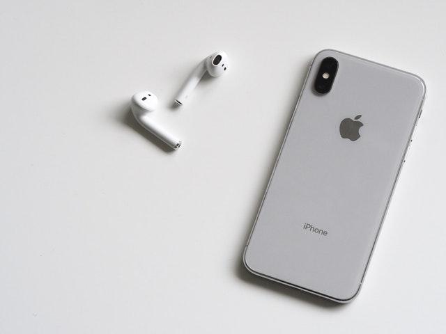 Lytt til musikk på mobilen